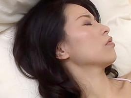 Exotic Japanese chick Ayako Inoue in Best Lingerie, MILF JAV movie