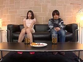Best Japanese chick Leo Saionji in Amazing POV JAV scene