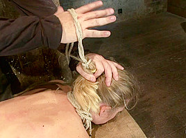 Holly Gets Anal Fucked By Isis Love, And Skull Fucked From The Williams. Made To Cum Over An Over - HogTied