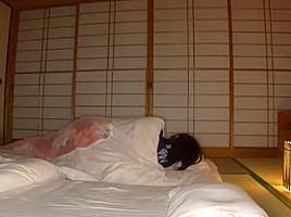 Horny Japanese chick Anri Okita in Amazing Cumshots, Cunnilingus JAV clip