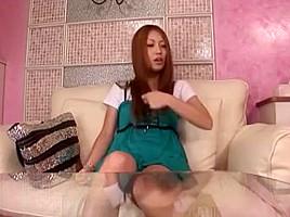 Incredible Japanese model Risa Chigasaki in Amazing Dildos/Toys, Threesomes JAV video