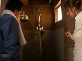 Amazing Japanese whore Misuzu Shiratori, Nao Mizuki, Misa Yuuki in Hottest Wife, Handjob JAV clip