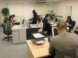 Crazy Japanese model Kana Mimura, Rin Yamaki in Hottest Office, Fetish JAV scene
