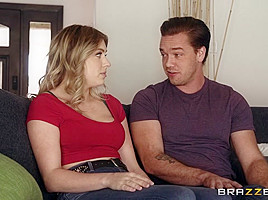 Giselle Palmer & Sheridan Love & Kyle Mason in Cult Of Love - BrazzersNetwork