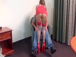 Wife rio high heels and blowjobs!