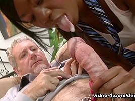 Jessica Grabbit in My New White Stepdaddy #03, Scene #02
