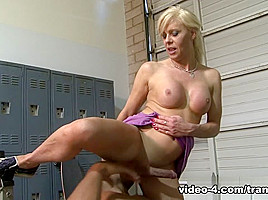 Joanna Jet in Monsters Of Shemale Cock #28
