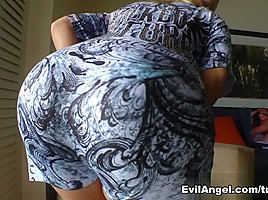 Chanel Preston & Sierra Sanders & Jada Stevens & Mazzaratie Monica in Tight Clothes And Ass #08 Movie