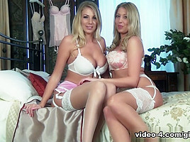 Danielle Maye, Lexi Lowe in Tastes So Sweet