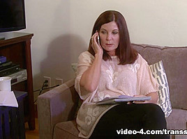 Magdalene St. Michaels & Chelsea Poe in My TS Student Video