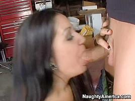 Paris Marie & Tony DeSergio in Latin Adultery