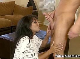 Anjanette Astoria,Dillion Harper in My Wife Caught Me Assfucking Her Mother #03, Scene #03