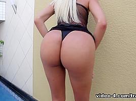 Giana Becker in Ms.Big Booty Becker - Trans500