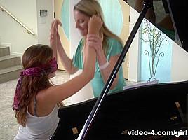 Samantha Ryan & Allie Haze in Twisted Passions #06, Scene #01