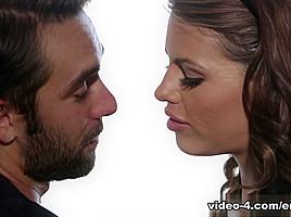 Riley Reid & Adriana Chechik & Danny Mountain & Logan Pierce in Polyamory, Episode 1 Video