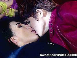 Jelena Jensen,Lily Cade in Prison Lesbians #03, Scene #03