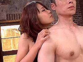 Fabulous Japanese slut Yura Kurokawa in Incredible JAV uncensored Teen video