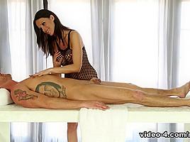Jennifer Dark & Brad Tyler in Jennifer Dark And Brad Tyler Video