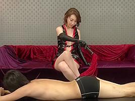 Horny Japanese model Aya Kisaki in Best JAV uncensored Mature scene