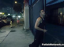 Joseline Kelly Brutal Pick-Ups Four-Eyed Fuck Slut - BrutalPickups