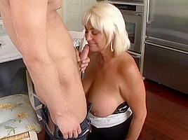 Dana Hayes & Danny Wylde in My Friend's Hot Mom