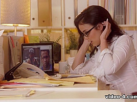 Dillion Harper in Tangled Up in You - OfficeObsession