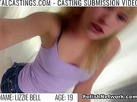 Lizzie Bell Video - BrutalCastings