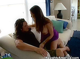 Winter Sky & Tony DeSergio in I Have a Wife