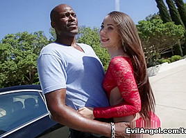 Lola Foxx,Lexington Steele in Lex Poles Little Holes #02, Scene #02