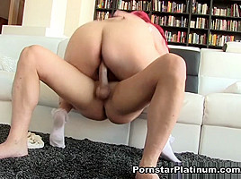 Alura Jenson in Anal Threesome with Eliza Allure - PornstarPlatinum