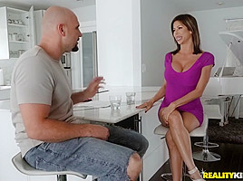 Alexis Fawx & Jmac in My Neighbor Is A Squirting Nympho - MilfHunter