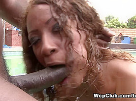 Cherokee Dass & Sky Black & Kelly Star & Beauty Dior & Rock The Icon in Too Much Juicy Black Ass - WcpClub