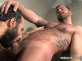 Aybars & Martin Mazza in Sexo In Barcelona - Part 1 Video