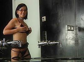 Hottest pornstar Rihanna Samuel in best cunnilingus, blowjob porn clip