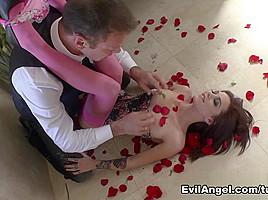 Kierra Winters & Rocco Siffredi in Rocco's Psycho Girls #08 Scene