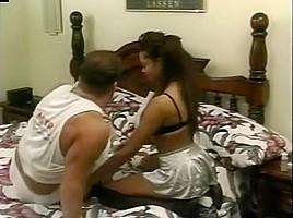 Hottest pornstar Nyrobi Knights in exotic black and ebony, big tits adult video