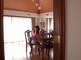 Ryoko Nagase in My Friends Mother part 4