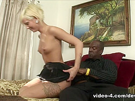 Ashton Pierce, Lee Bang in My New Black Stepdaddy #03, Scene #04