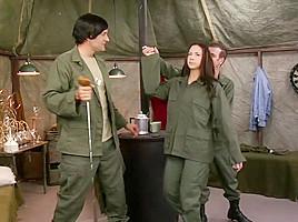 Fabulous pornstar Miko Sinz in crazy facial, hd sex scene
