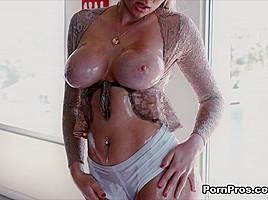 Skyla Novea in Big Tit Massage - PornPros