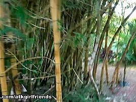 Alaina Dawson in Virtual Vacation Movie - AtkGirlfriends