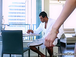 Veronica Rodriguez in Puzzling Pussy - PassionHD