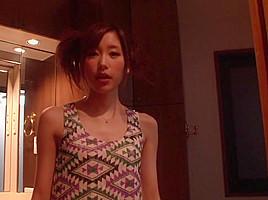 Fabulous Japanese model Chika Eiro in Best solo girl, small tits JAV scene