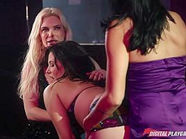 Missy Martinez & Zoey Holloway  in Cherry Pt 2, Scene 3