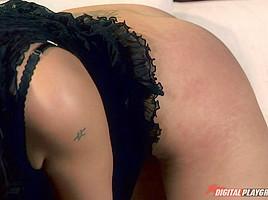 Leah Jaye & Scott Nails in Hannah: Sexual Freak 5, Scene 4
