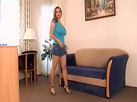 Exotic pornstar Star Baby in best big tits, brunette porn clip