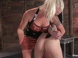 Ashley Jane in Whippedass Video