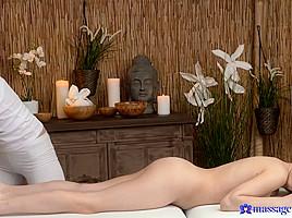 Charlotta & Vanessa in Charlotta On Vanessa - MassageRooms