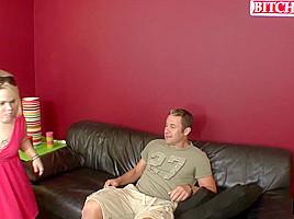 Jack Lawrence in Jack Lawrence Picks Up A Little Person Slut - Wankz
