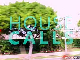 Alice Lighthouse, John Strong, Karlo Karrera in House Calls - Episode 2 - DigitalPlayground